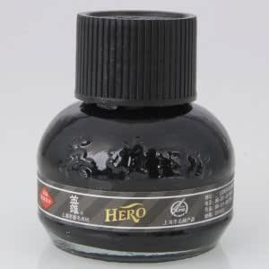 56ML Hero 234 High Quality Writing Ink Black