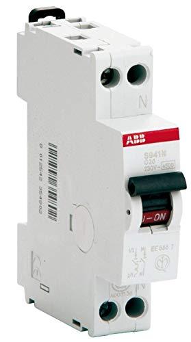 Abb-entrelec sn201-c16 - Interruptor automático magnetotermico