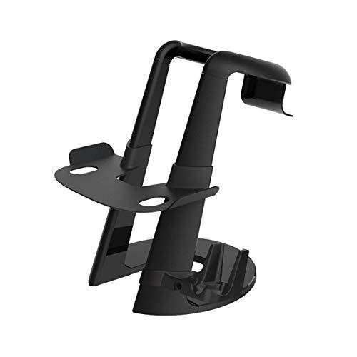 AFAITH Vertikaler Standfuß VR Headset Halter für Oculus Go Display Brille Headset Ständer Halterung Unterstützung Oculus Rift, HTC Vive, Sony PlayStation VR Videospiel