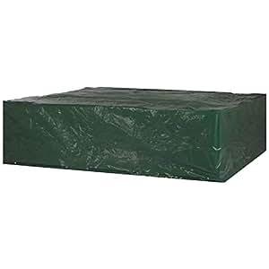 ultranatura couverture de meubles de jardin housse de protection robuste pour un salon de. Black Bedroom Furniture Sets. Home Design Ideas
