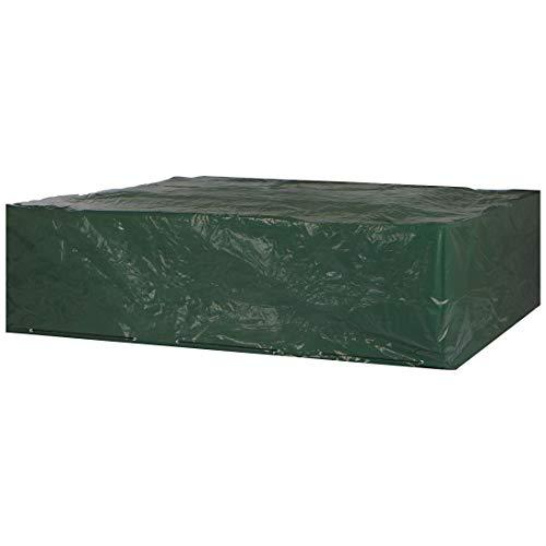 Ultranatura Gartenmöbel Abdeckung / robuste Schutzhülle für eine komplette Gartenmöbel-Gruppe, wetterfeste und wasserdichte Abdeckplane für Gartenmöbel jeder Art, 245x195x80cm