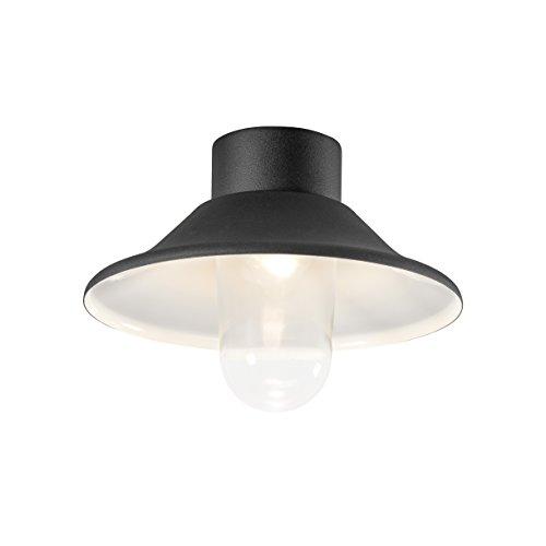 Gnosjö Konstsmide Flut- & Spotbeleuchtung Aluminium Integriert, schwarz 29.5 x 29.5 x 22 cm