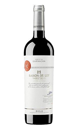 Barón De Ley Varietales Garnacha 2014, Vino, Tinto, Rioja, España