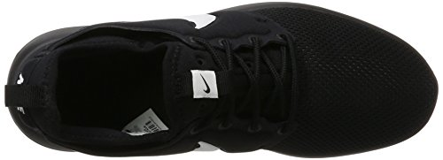 Nike Roshe Two Gs, Scarpe da Ginnastica Basse Unisex – Bambini Nero (Black/white)
