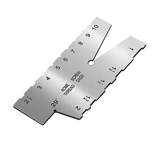 Bohrer Winkelmessgeräte Inspektion 29° Angle Gage Edelstahl Bohrgerät Schablone Edelstahl-Schweißlehre