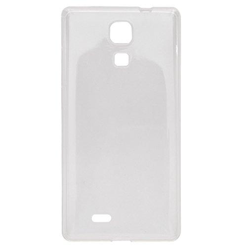 Guran® Weiche Silikon Hülle Cover für Cubot P11 Smartphone Bumper Case Schutzhülle-Transparent weiß
