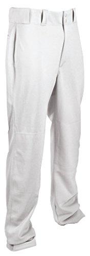 TAG Youth Gerades Bein Baseball Hose (Offener Boden), Jungen, weiß, XX-Large -