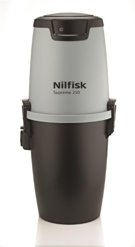 Nilfisk Supreme 250 Zentralstaubsauger / Staubsaugeranlage / Einbaustaubsauger