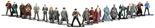 Jada- Nano MetalsFig Pack 20 Figuras Harry Potter, Multicolor (0801310844144) 1