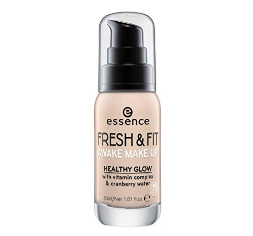 ESSENCE FRESH & FIT AWAKE MAKE UP 10 FRESH IVORY 30
