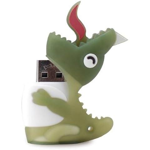 Bone Dinosaur Driver Memoria USB portatile