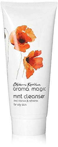 Aroma Magic Mint Deep Cleanser and Refreshes Oily Skin, 100g (Skin Barrier Wipes)