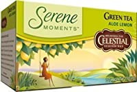 Serene Moments Aloe Lemon Green Tea 20 Count (Pack of 6)