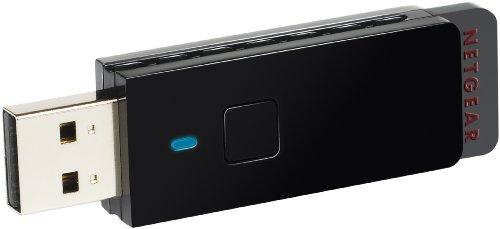 NETGEAR WNA1100-100PES USB-Adapter mit Cradle