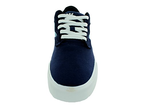 Supra AXLE, Low-Top Sneaker uomo Slate Blue/Navy-White