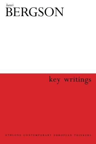 henri-bergson-key-writings