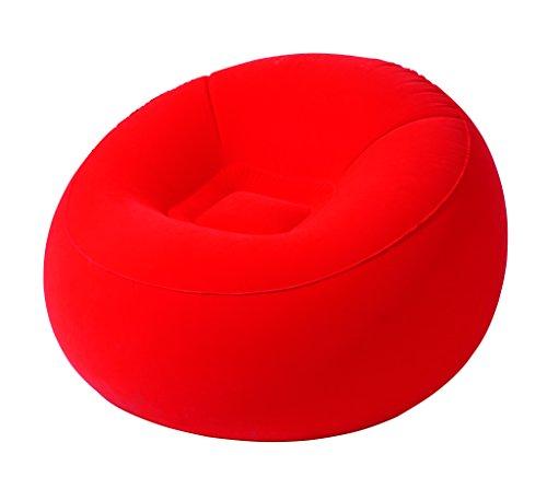 MovilCom® - Sillón Hinchable Silla Individual | Asiento Hinchable Interior Exterior |...