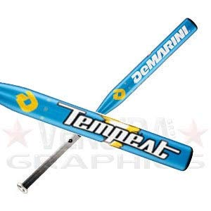 Wilson Tempest Softball Bat (Bat Softball Demarini)
