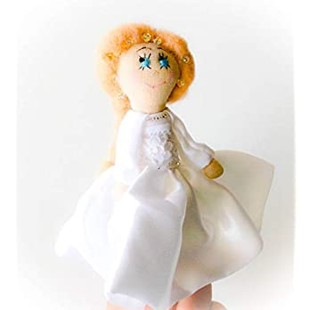 Prinzessin Cinderella Fingerpuppe.