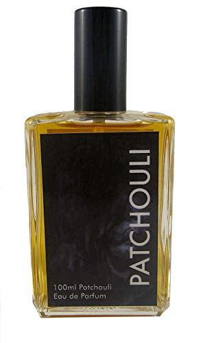 Teufelsküche Patchouli Natur, Eau de Parfum unisex, Gothic Parfum, Vaporisateur/Spray, 100 ml Glasflakon, Gotik Patchouly -