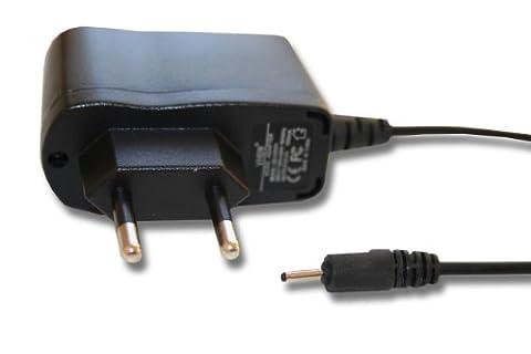 LADEGERÄT LADEKABEL NETZTEIL 220V für NOKIA C1, C1-01, C1-02, C2, C2-01, C3 Touch u.a.