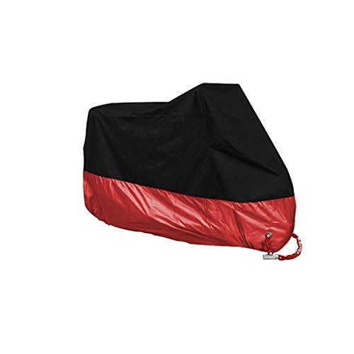 Preisvergleich Produktbild HermosaUKnight 190T Sonnenschutz Rainproof Motorrad Abdeckung Elektroauto Wasserdichte Abdeckung XL