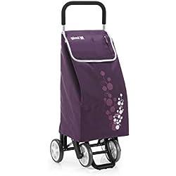 Gimi Twin Violet Poussette de marché
