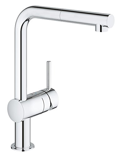 GROHE Mitigeur évier Minta 32168000 (Import Allemagne)