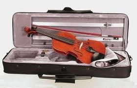 "Stentor Conservatoire Viola 15"" (Set Up)"