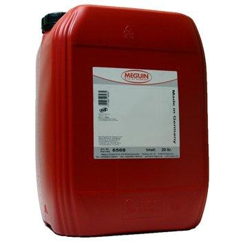 Meguin / megol TC - teilsynthetisches 2-Takt Mischöl / Motoröl - Farbe rot - Made in Germany - 20 Liter