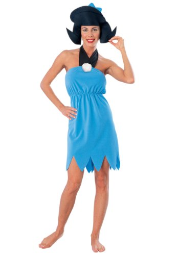 (Betty Rubble Adult Fancy dress costume X-Large)