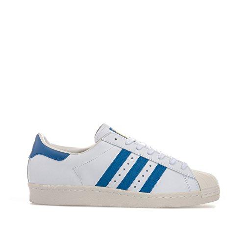 Adidas Zapatillas Abotinadas Promodel Negro/Blanco EU 44 2/3 (UK 10) lXAxnIrK5q