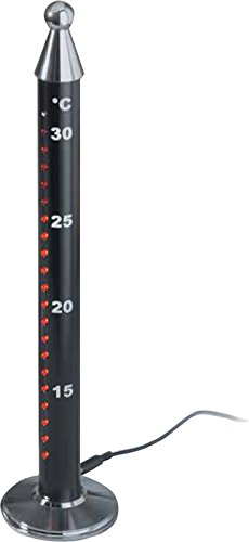 Möller Therm termómetro Digital Interior LED, 10x