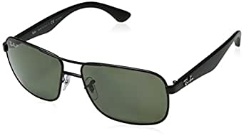 Ray-ban Men Mod. 3516 Sunglasses, Black (006/9A 006/9A