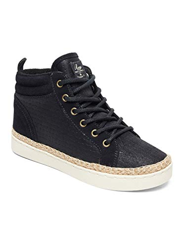 ROXY Harbor Fur - High-Top Shoes for Women ARJS100020