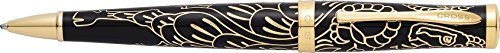 Best CROSS Special Edition Year of the Goat Lacquer 23 K Gold Ballpoint Pen – Black on Line