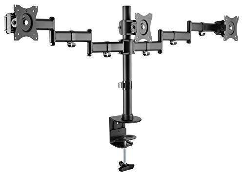 Arm Monitor Wall Mount (RICOO Monitorständer für 3 Monitore TS5911 für 13