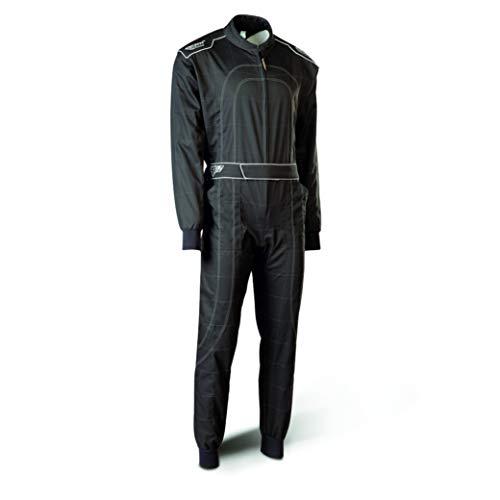 Speed Kartoverall Daytona Grau - Modell 2018 - Karting Suit (M) - Speed Overall