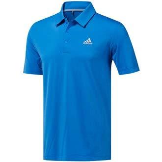 adidas Herren Ultimate 365 Solid Polo Shirt Poloshirt Blau (Azul Dq2344) Large - Adidas Golf Shirt