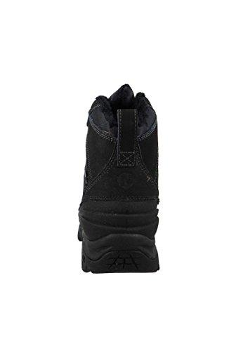 Merrell Scarpe Snowbound inverno MID impermeabile Carbon Black - J37290 Carbon