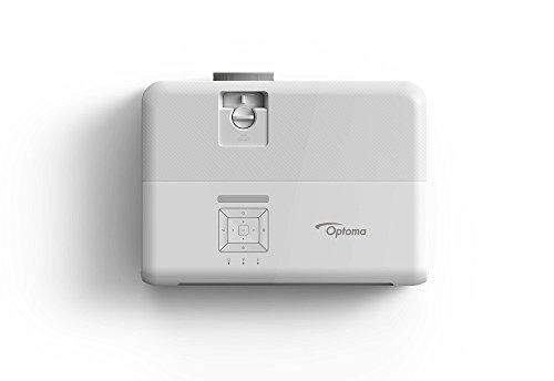 Optoma UHD40 4K DLP Projektor (UHD, 2400 Lumen, 500.000:1 Kontrast) - 6