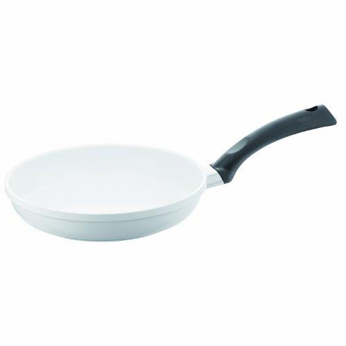 Berndes 697624 SignoCast Pearl Ceramic Coated Cast Aluminum 10-Inch Open Fry Pan/Skillet by Berndes - Berndes Signocast Cast