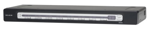 Belkin F1DA116Z 16-Port PS2 USB PRO3 KVM Switch