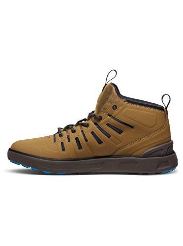 Quiksilver Patrol - Chaussures mi-Hautes pour homme AQYS700018 Marron - Brown/Black/White