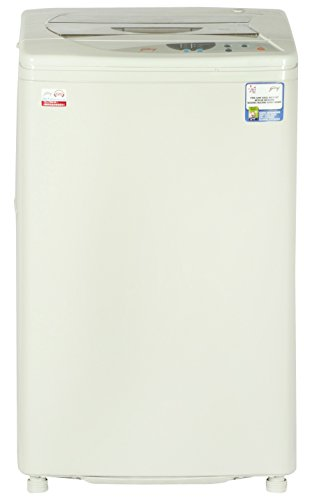 Godrej 6 kg Fully-Automatic Top Loading Washing Machine (WT 600 C, Silky Grey)