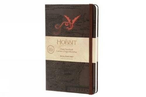 Top Moleskine The Hobbit Hard Plain Large Limited Edition Notebook Review
