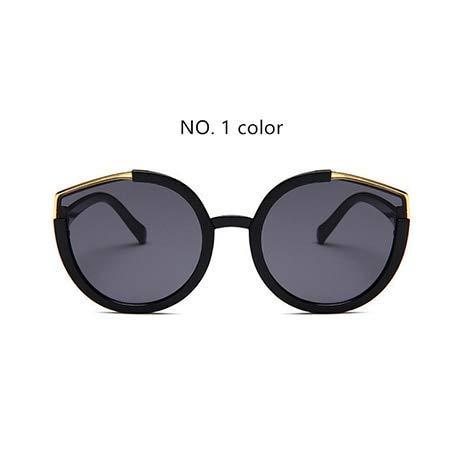 GFF Nette reizvolle Damen-Katzenauge-Sonnenbrille-Frauen-Weinlese-Marken-kleine Sonnenbrille weibliches UV400