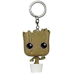 Pocket POP! Keychain: Marvel: Guardianes de la Galaxia: Baby Groot