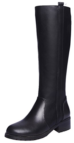 elehot-femme-elecelebrate-bloc-4cm-souple-bottes-noir-40