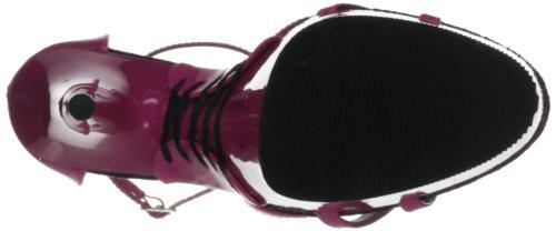 T Scarpe con H 662 H Delight Donna Pink Pleaser a tacco col cinturino Pink 6wCE8CxXqv